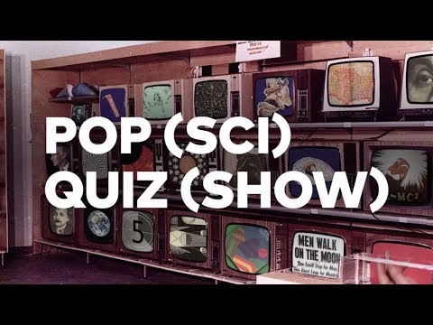 Pop(Sci)Quiz(Show): Inverse vs. the New York Academy of Sciences