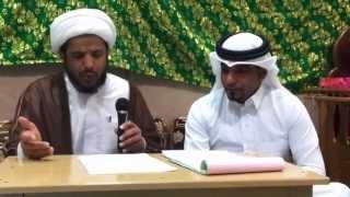 عقد قران حسين نافع في ماتم الحوراء عصر يوم الجمعة