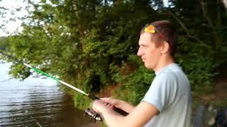 Отчеты о рыбалке на водохранилище вяча