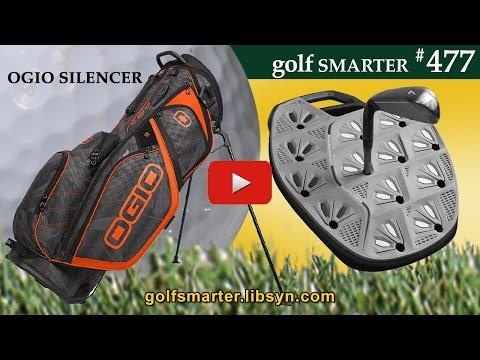 GOLF SMARTER TV – OGIO Silencer Bag review