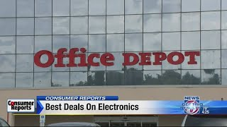 Consumer Reports: Best Deals on Electronics