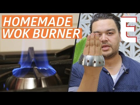 How To Turn Your Stove into a Wok Burner — You Can Do This!