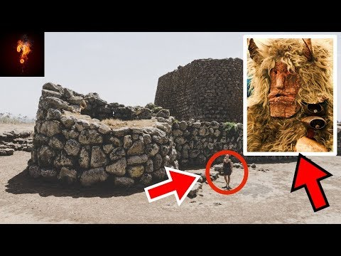 "800 ""Giants Graves"" Found On Island Of Sardinia?"