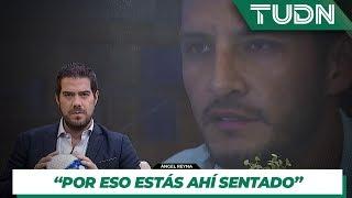¡Ángel Reyna se enfrasca en fuerte discusión con Arturo Villanueva! | TUDN