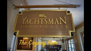 Disney Worlds YACHTSMAN STEAK HOUSE At Yacht And Beach Club