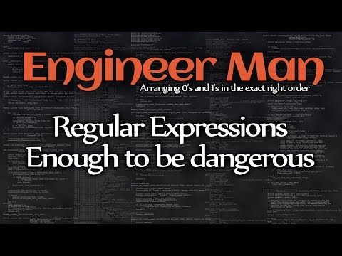 Basic Regular Expressions in 15 minutes