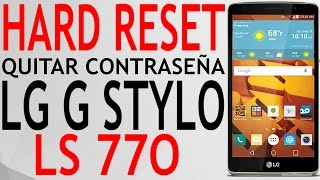 Firmware LG G Stylo LS770 for your region - LG-Firmwares com