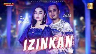 Tasya Rosmala ft Fendik Adella - Izinkan (Official Live Music)