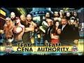 Team Cena vs Team Authority SURVIVOR SER