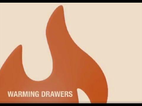 Wolf Warming Drawers