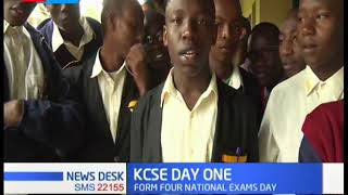 KCSE STARTS: State in high alert to avert cheating, 10,000 centres listed to examine test