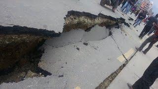 Major Earthquake Strikes IndiaMyanmar Border Imphal In Manipur Bangladesh 2016