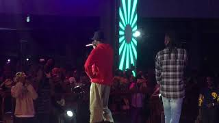 Watch: Joey B And Pappy Kojo Unites On Stage