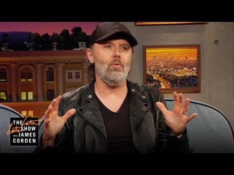 Lars Ulrich Recaps Metallica's GRAMMYs Technical Difficulties