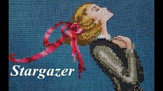 Stargazer by Mirabilia. Процесс отшива.