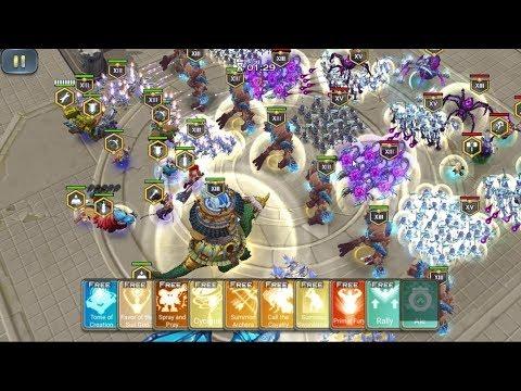 Art of Conquest: Sylvani Fights