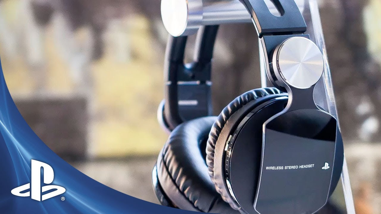 Pulse wireless stereo headset – Elite Edition Tech Tour