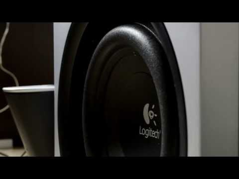 Logitech Z3e vs Logitech Z-2300 [big bro] system bass-sound
