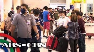 Ilang pasahero stranded sa paliparan dahil sa China travel ban   TV Patrol