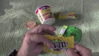 Alternative Do-It-Yourself Meal Ready To Eat (DIY MRE)