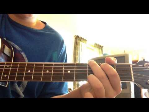Oceans Easy Guitar Lesson