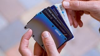 5 Best Slim Wallet On Amazon - Top Credit Card Holder
