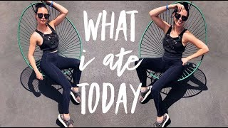 What I Ate Today | Quick Easy Food Ideas | Aja Dang