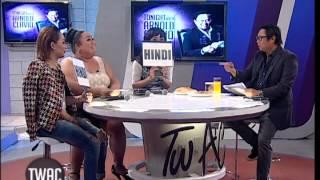 Iyah, Petite and Ate Gay answer 'Nasubukan Mo Na Ba' questions
