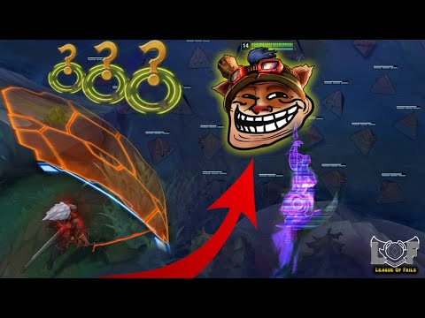 PERFECT TROLLING and LoL Moments 2020 - League of Legends