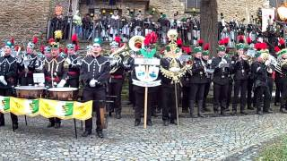 preview picture of video 'Große Bergparade 2014 in Annaberg-Buchholz'
