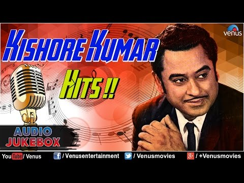 Download Kishore Kumar Hits | Hindi Songs | 90's Evergreen Bollywood Songs | Audio Jukebox Mp4 HD Video and MP3