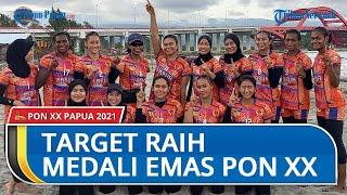 Tim Voli Indoor Putri Papua Optimis Raih Medali Emas dalam Event PON XX, Pelatih: Sudah Sangat Siap
