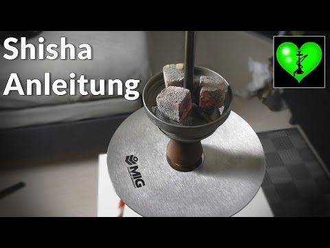 Shisha Anleitung für Anfänger | Aykut Hookah
