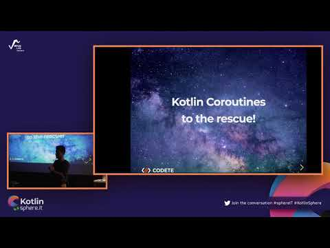 Flows – Kotlin's shot at concurrency