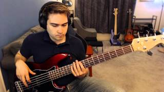 Beat It (Michael Jackson) bass cover