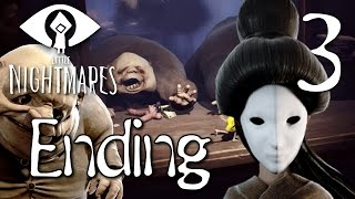 Little Nightmares - The Shocking Finale... ( ENDING ), Manly Let