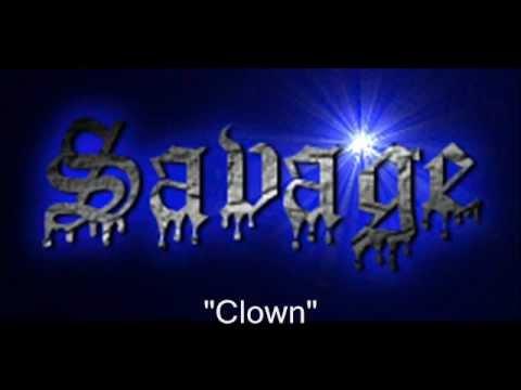 Savage-Clown