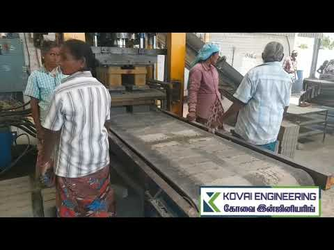Interlock Bricks Making Machine