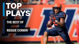 The Best of Reggie Corbin: 2018 Mid-Season Highlights | Illinois | Big Ten Football