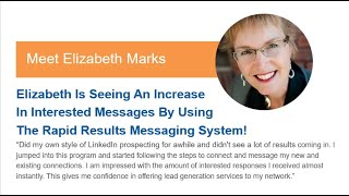 How Elizabeth Is Seeing An Increase In Interested Messages By Using The RRM System!
