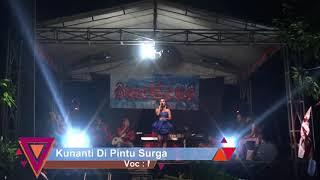 Mela Karisma.. KUNANTI DI PINTU SYURGA.. Dangdut Koplo SmecCus Tlajung Gn Putri Bogor