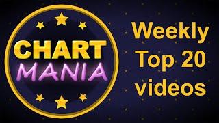 Weekly Top 20, week 8, 2021