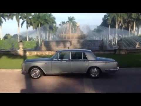1969 ROLLS-ROYCE SILVER SHADOW 12K MILES STARTING UP, TEST DRIVE REVIEW