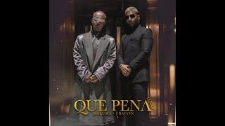 Maluma, J Balvin   Qué Pena [1 Hour] Loop