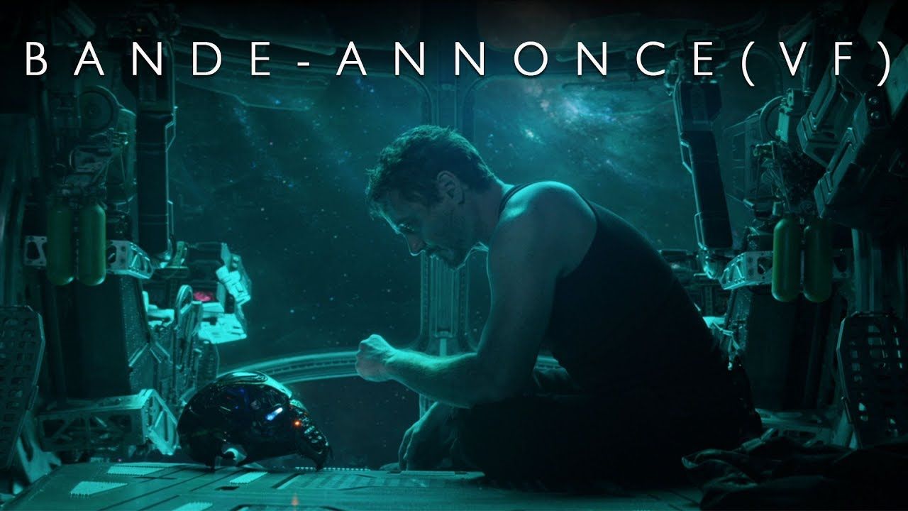 Avengers: Phase finale 2D