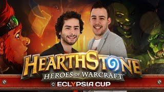 Hearthstone Eclypsia Cup #1 | Xari & Taipouzz