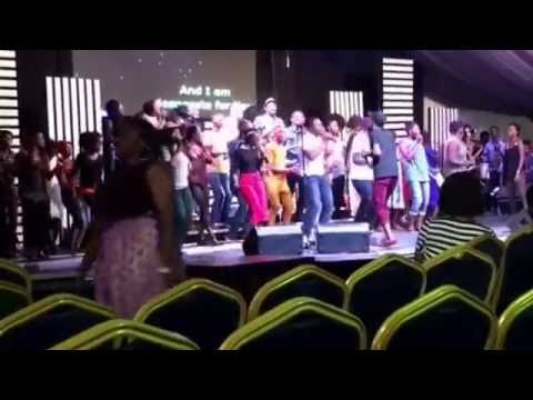 Rehearsal moment (exalted tribe harvester gbagada)