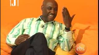 Jossy In Z House Show Interview with  Artist Tsegaye Esetu