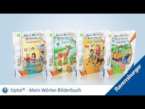 tiptoi Dictionary Kindergarten