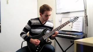 Children Of Bodom - Sixpounder guitar solo